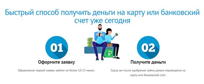 Получить займ в Веб займ онлайн